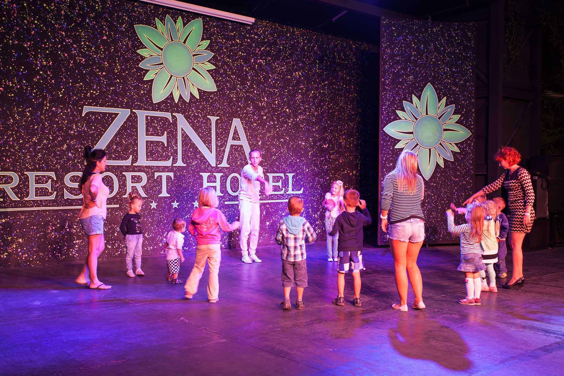 Zena Resort Mini Clup