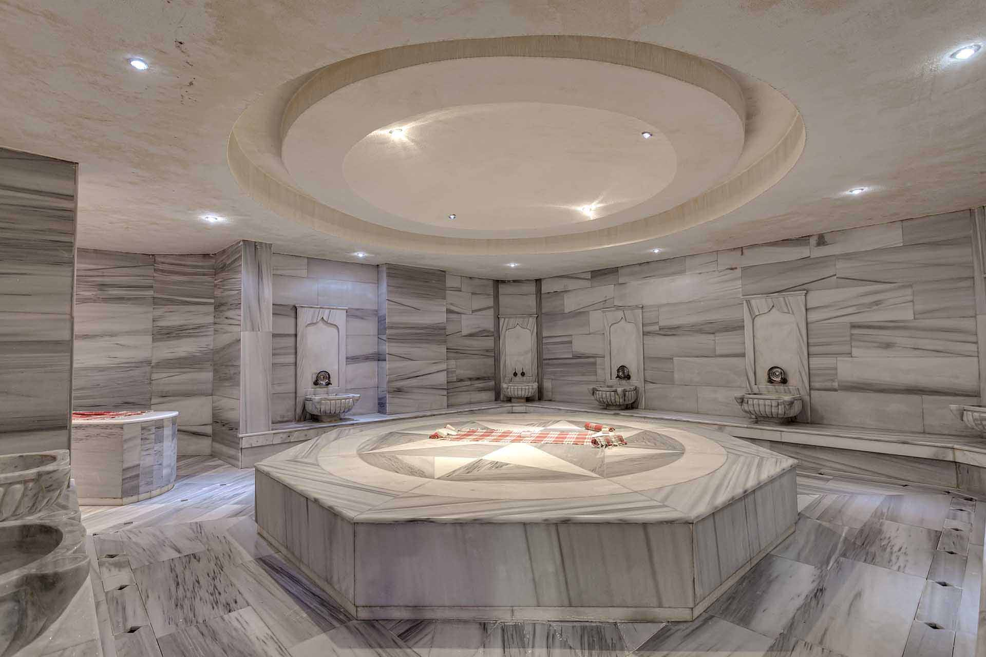 Zena Resort Wellness-Spa-Hamam